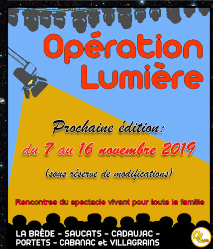 operation lumiere 2019