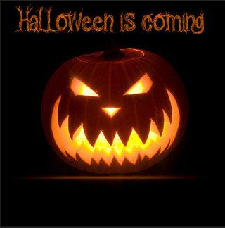 halloween à villandraut