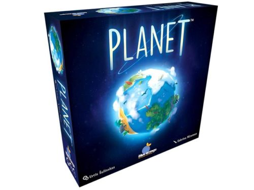 Planet-3D Box