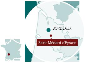 St-Médard-d'Eyrans