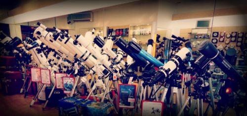 astronomie espace optique