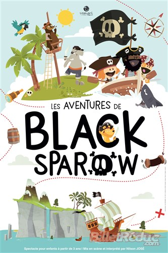 Black Sparow Nilson José