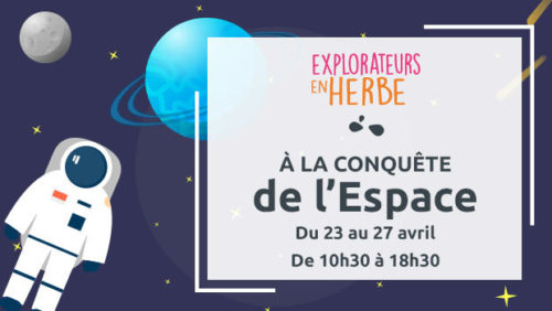 Explorateurs-en herbe