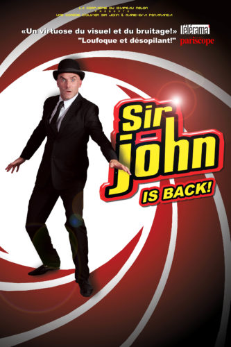 sir john is back