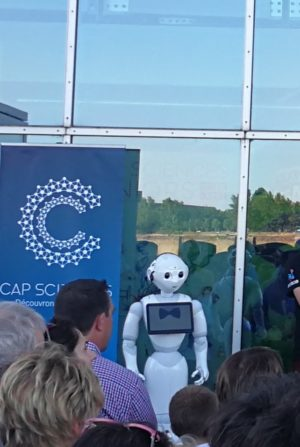 robots cap sciences
