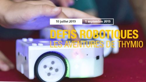 defis robotiques