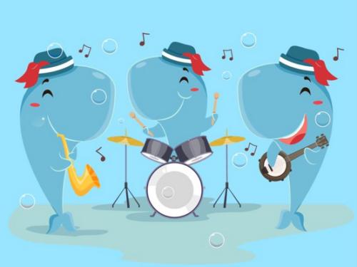 musiques aquatiques