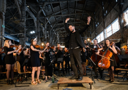 Jeune Orchestre Symphonique de l'Entre-Deux-Mers (JOSEM)
