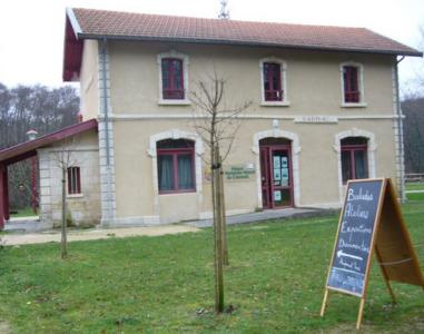 Maison du Patrimoine Naturel du Créonnais, Sadirac
