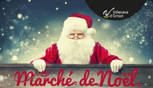 Marché de Noël de Villenave d'Ornon