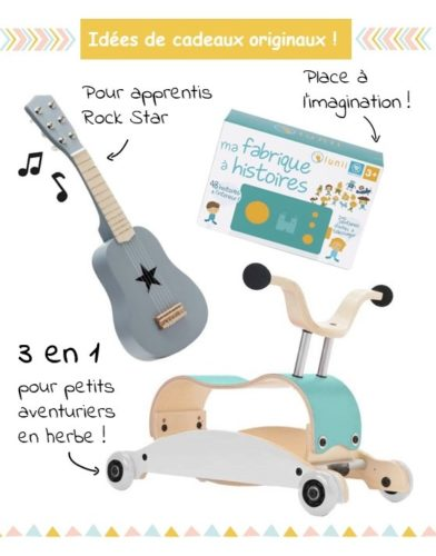 Pow Wow Kids_Idées cadeaux
