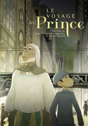 le voyage de prince