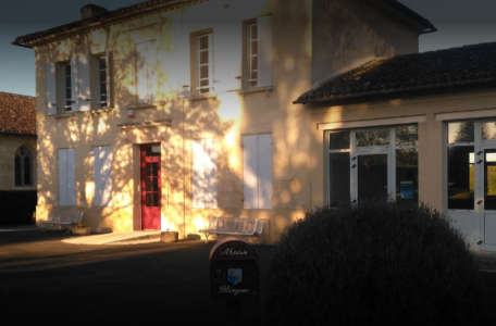 mairie de Blésignac