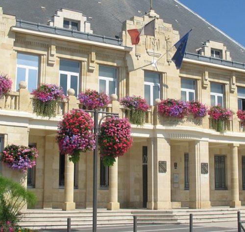 mairie saint medard en jalles
