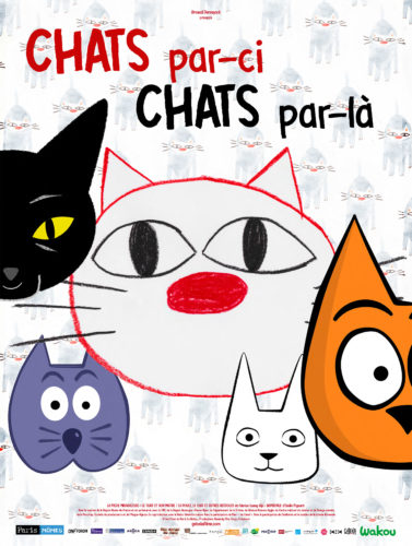 Chats par-ci, chats par-là