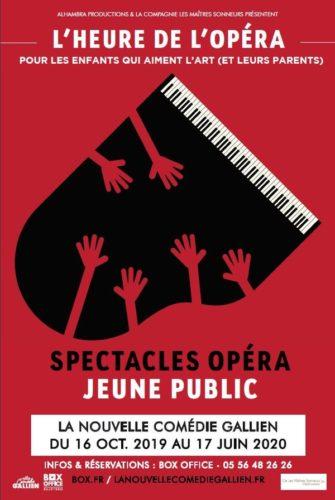 L'heure de l'opéra