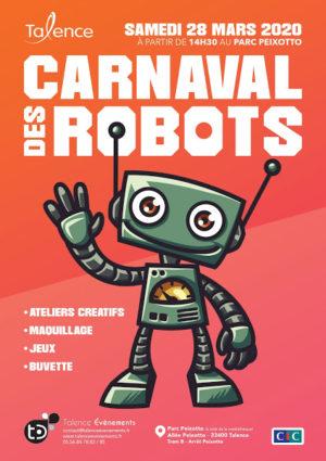carnaval des robots talence