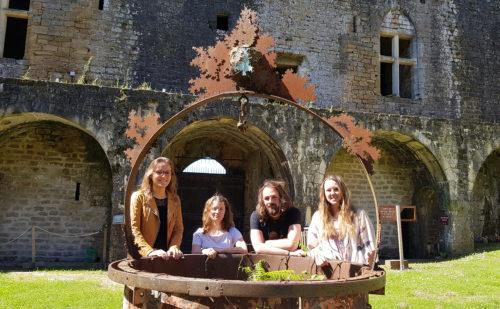 guides château de Villandraut