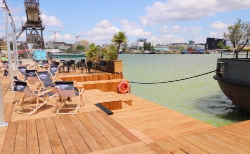 iboat terrasse