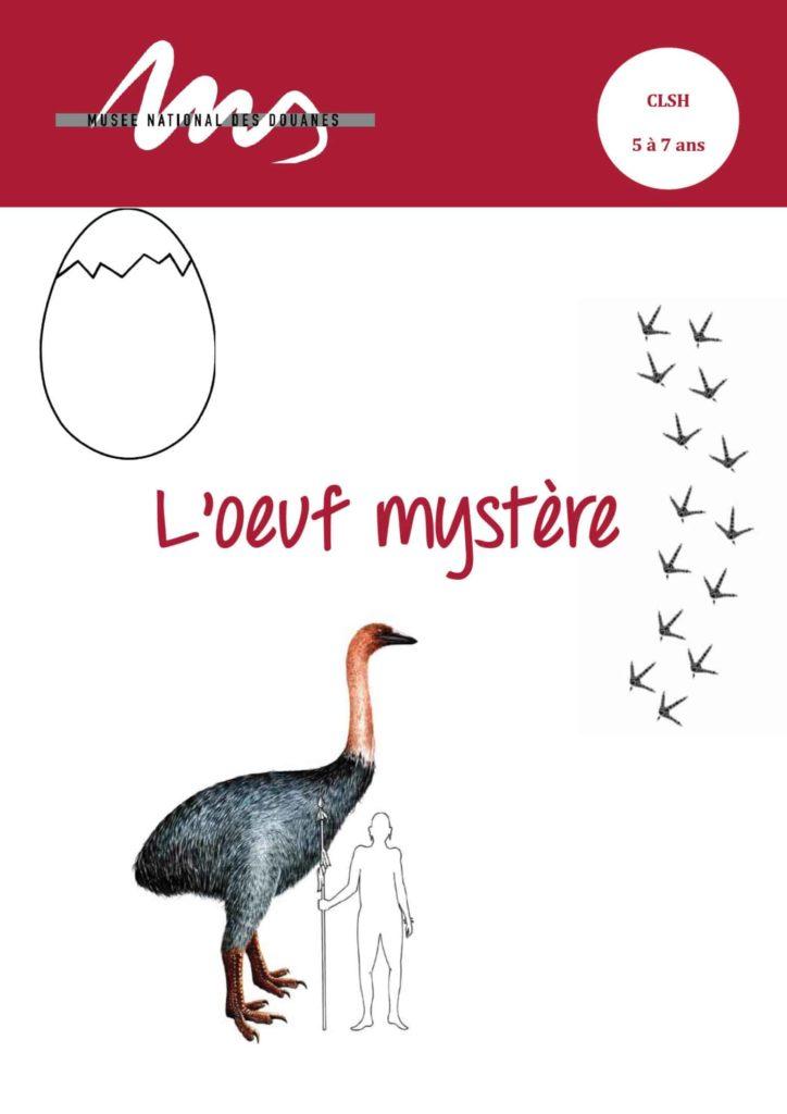 L'oeuf Mystère