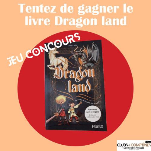 dragon land jeu site