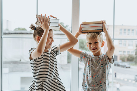 Prix des jeunes lecteurs de la Ville de Pessac 2021