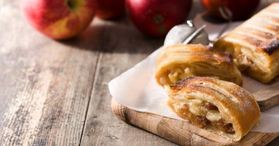 Recette Strudel aux pommes