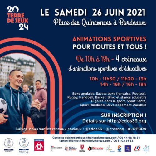 journée olympique NA
