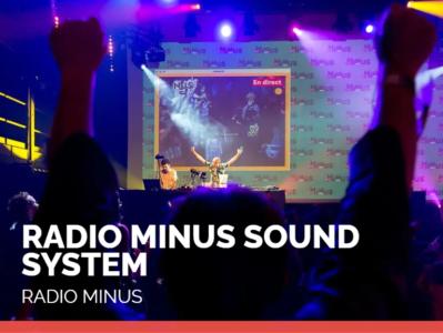 radio minus sound