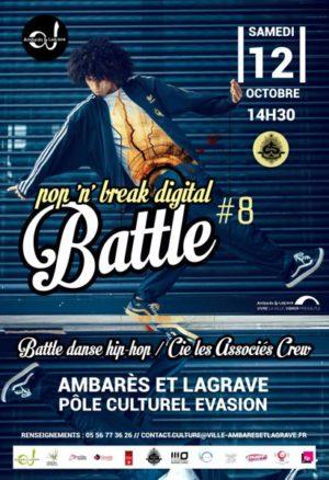 Pop N'break Digital Battle#8