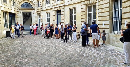 Rallyes pédestres dans Bordeaux