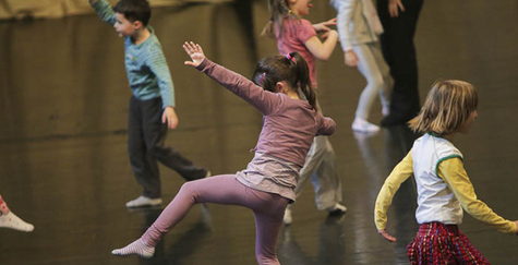 atelier danse parents enfants