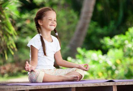 stage yoga et meditation enfant