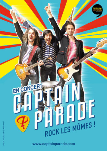Captain Parade