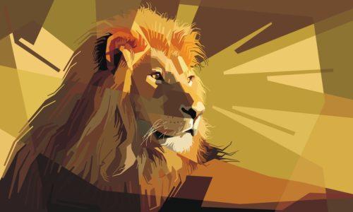 OSG ANAKHA LE LION ROI