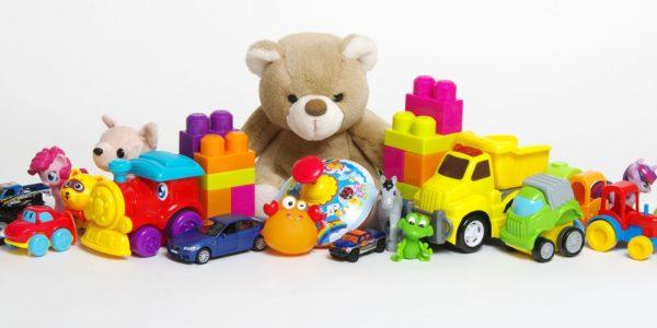collecte de jouets