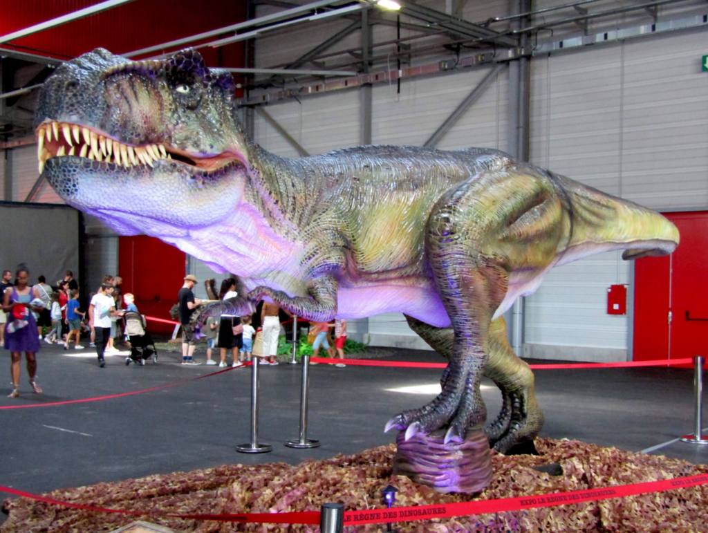 règne des dinosaures
