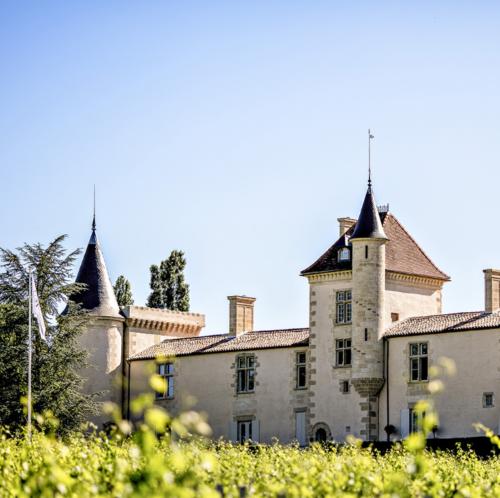 chateau malrome